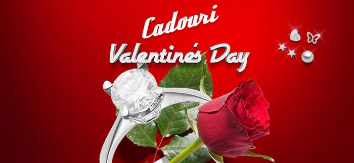 Cadouri Valentine's Day 2017. Corelle Bijuterii argint 925