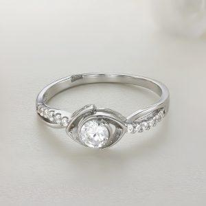 Inel argint cu pietre - ICR0022
