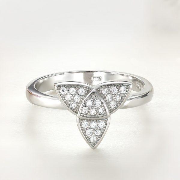 Inel argint cu pietre - ICR0072