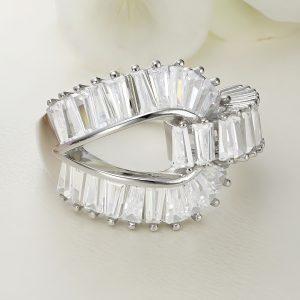 Inel argint cu pietre - ICR0095