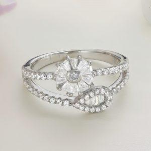 Inel argint cu pietre - ICR0109