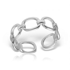 Inel argint reglabil - MCR0063