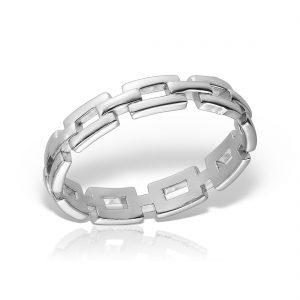 Inel argint subtire  - MCR0088
