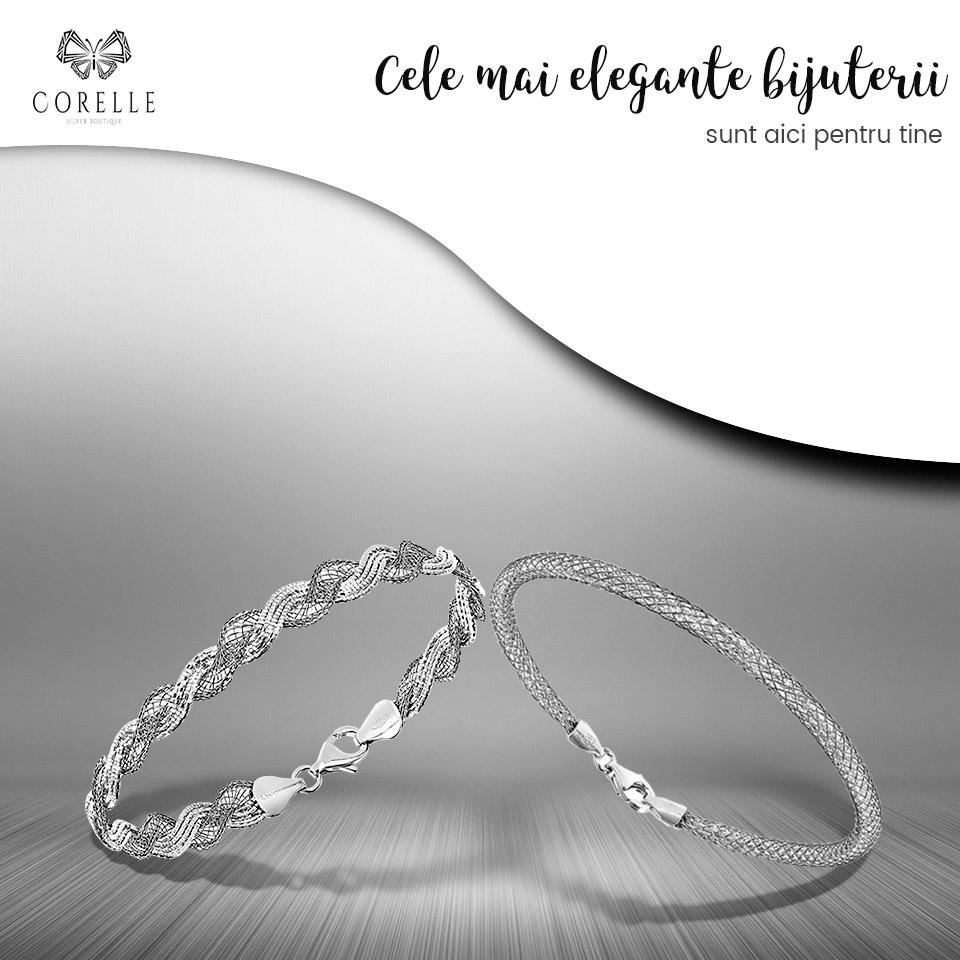 bijuterii argint 925 elegante si rafinate